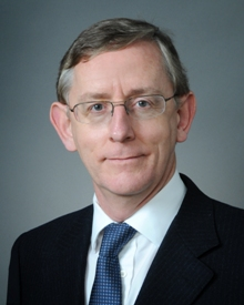 Peter Hughes - head of Ricardo Strategic Consulting Energy Practice