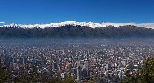 Santiago - work is already underway in Chile, as well as in the Dominican Republic Ghana, and the Philippines