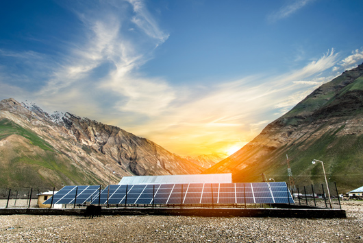 New research presents path to solar power electrification