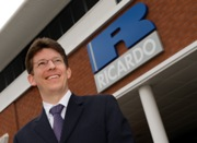 Simon Scott - Ricardo global rail market sector director