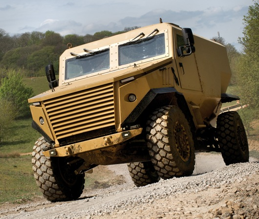Ricardo receives order for a further 76 Foxhound vehicles