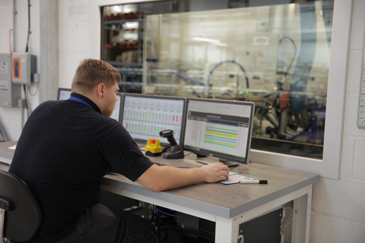 Super-efficient, high capacity end-of-line engine test system enters service at Ricardo