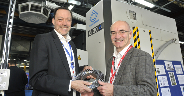 Equipment investment enhances Ricardo manufacturing capabilities
