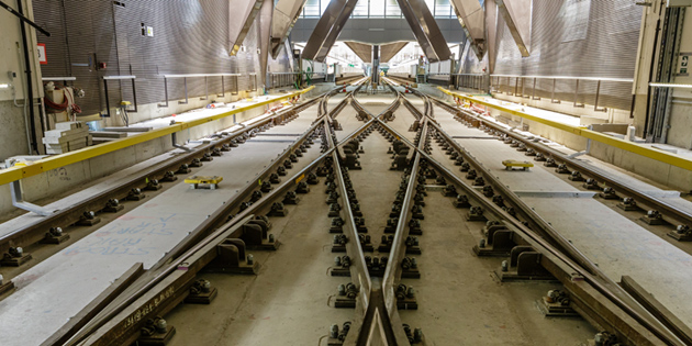 Ricardo expertise helps Amsterdam's new North-South metro line into service