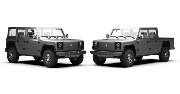 Bollinger Motors selects Ricardo as braking supplier for all-electric sport utility trucks