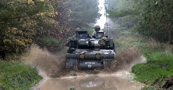Ricardo makes first deliveries of CVR(T) vehicle drivelines to UK MOD