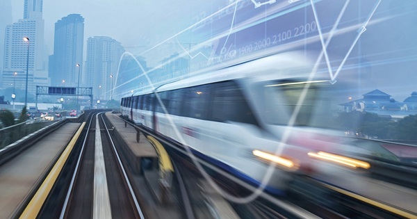 Free webinar: building digital resilience on the railway