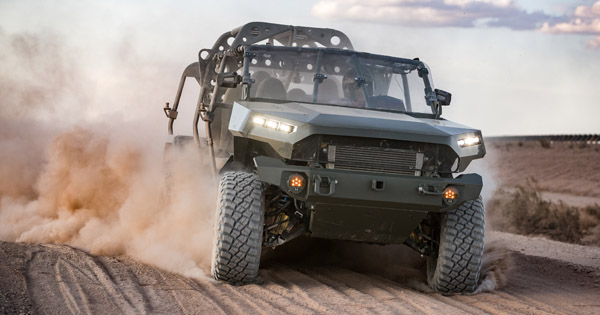GM Defense and Ricardo win U.S. Army Infantry Squad Vehicle production contract