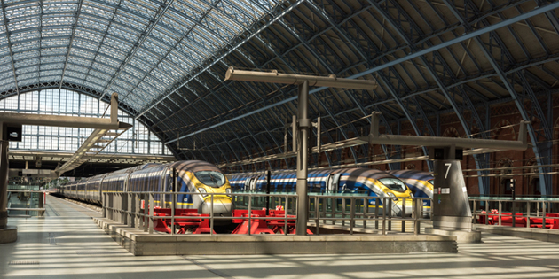 Ricardo proud to support new chapter for Eurostar services