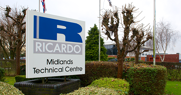 Ricardo secures multi-year contract to supply transmissions to world-leading motorsport programme