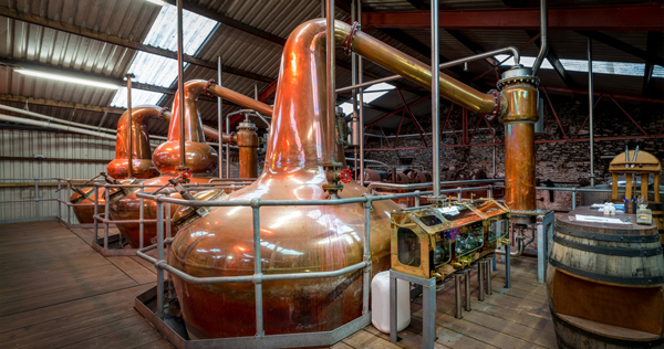 Ricardo supports Scotch Whisky industry with journey to net zero