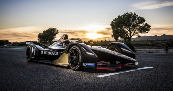 Ricardo and DS Performance extend their collaboration to include Formula E season 6