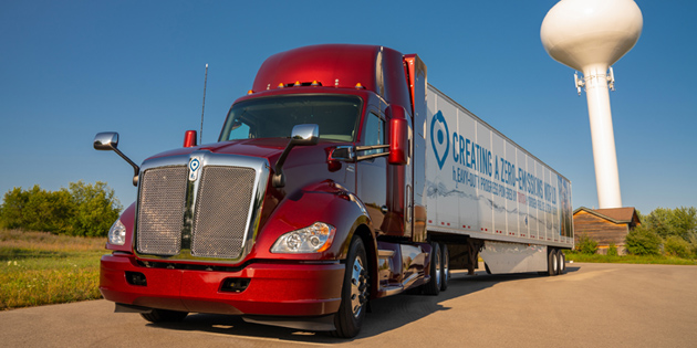 Ricardo helps Toyota create second fuel cell electric zero emissions truck