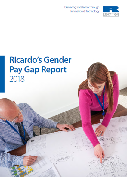 Gender Pay Report 2018