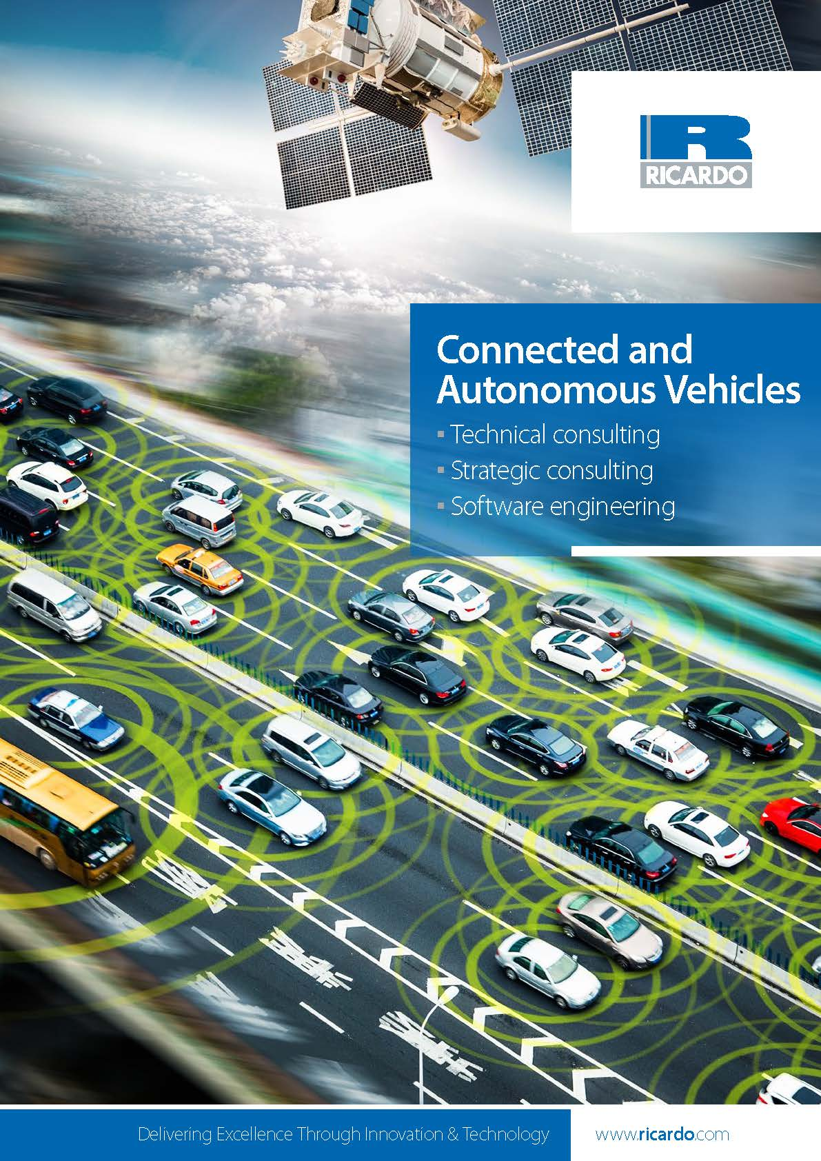 Self Driving Car >> Connected and Autonomous Vehicles - Global engineering ...