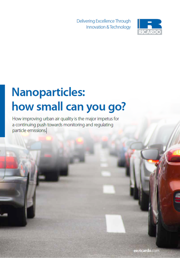 Nanoparticles: how small can you go?