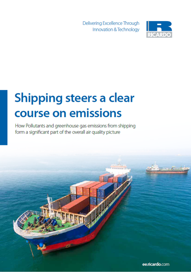 Shipping steers a clear course on emissions