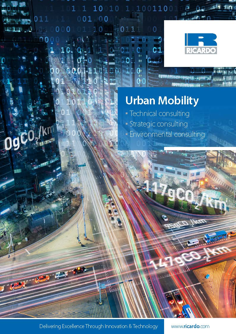Urban Mobility brochure