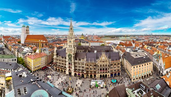 View all vacancies in our Munich office