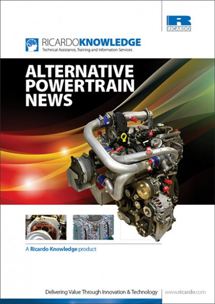 Alternative Powertrain News