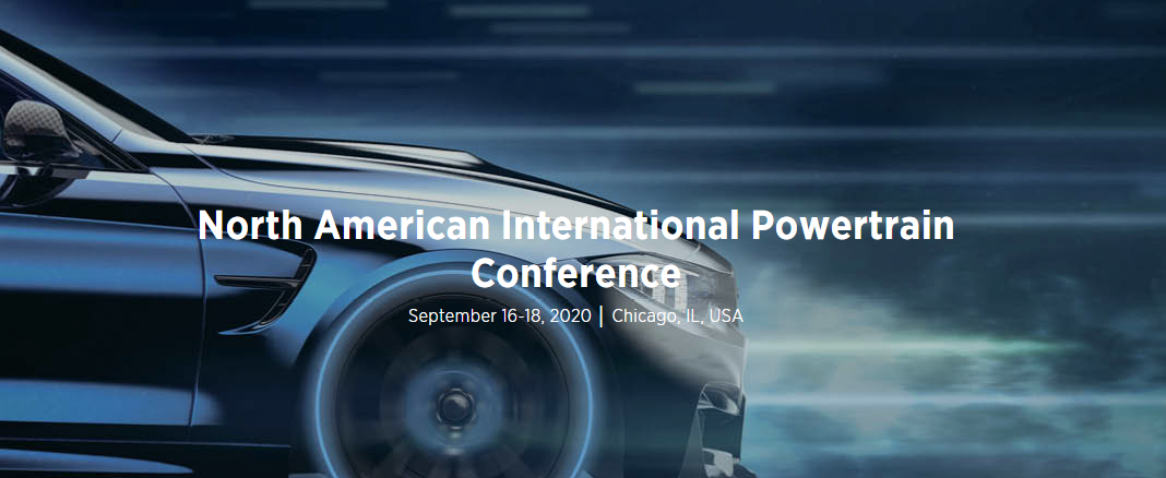 North American International Powertrain Conference