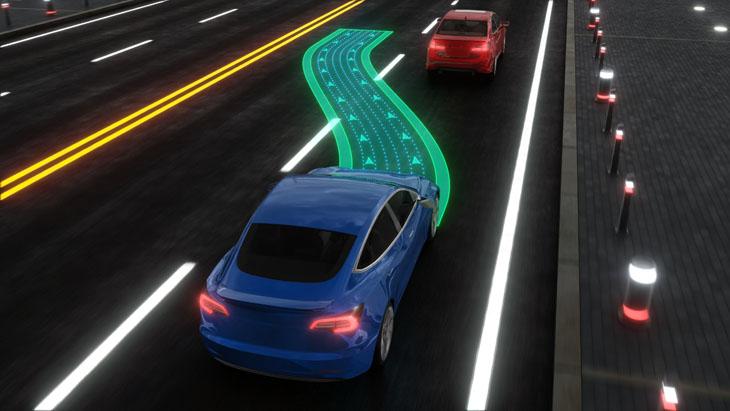 RSC and EU assess impacts of autonomous driving on Europe's automotive industry