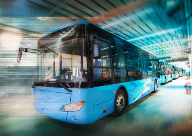 Chinese Battery Pack supplier selection for Hybrid Bus