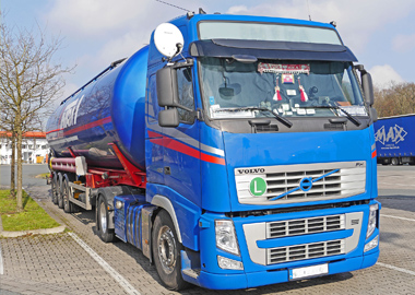 Developed typical industry benchmark costs for medium duty trucks