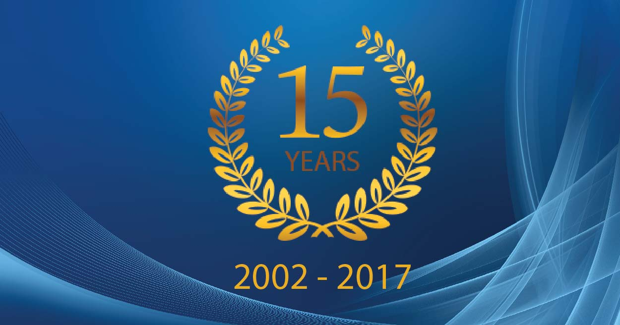 Ricardo Strategic Consulting celebrates its 15th year of business