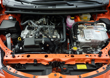 Containing a leading engine manufacturer's top electronics warranty issue