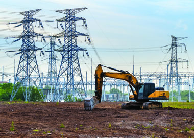 RSC analyzes the evolution of electrification in the off-highway industry for a leading OEM