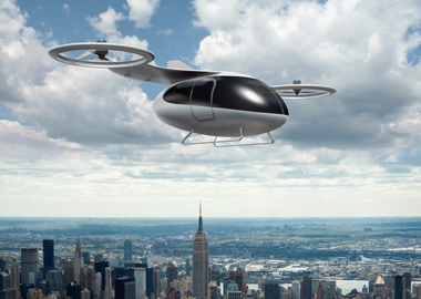 RSC explores the current state of Air Traffic Management systems and how they affect Urban Air Mobility deployment/operations