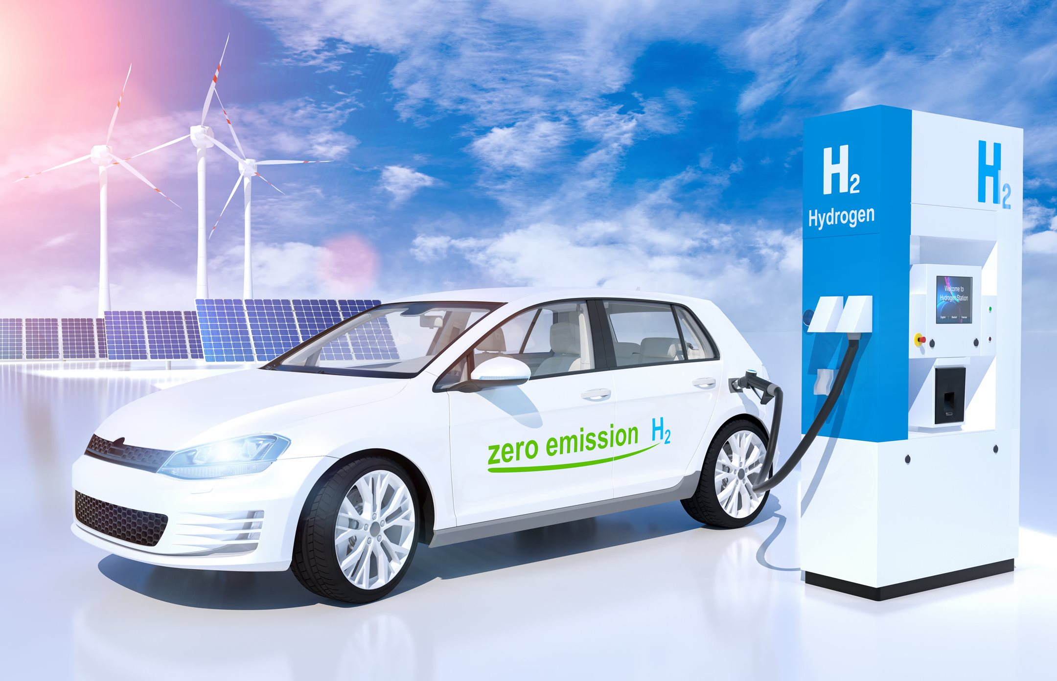 Is green hydrogen the next space race?